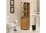 Sauder Sundial Linen Tower Highland Oak