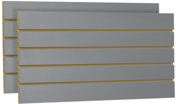 Sauder Tuff Duty Slat Wall City Storm - Sauder Furniture - 409265