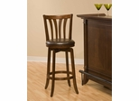 Savana Swivel Bar Stool - Hillsdale Furniture - 4495-830