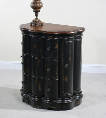 Scalloped Chest - Seville - Ultimate Accents - 43528CH