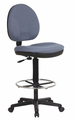 Sculptured Seat and Back Chair - Office Star - DC550