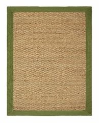 "Seagrass Area Rug in Sage - 40"" x 60"" - 11762"