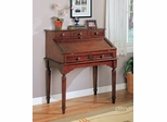 Secretary Desk in Cherry - Coaster