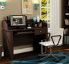 Secretary Desk in Chocolate - South Shore Furniture - 7259795