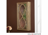 SEI Gianni Wall Mount Jewelry Mirror