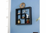 SEI Madison Display Shelf Black
