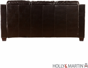 SEI Montfort Stationary Sofa - Chocolate