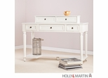 SEI Preston Desk - White