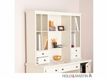SEI Sunbury Hutch - Off-White