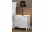 Selena 2 Drawer Nightstand - 400232