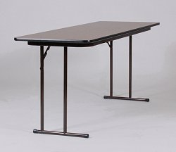 "Seminar Tables with Off-Set Leg 24"" x 60""- Correll Office Furniture - ST1860PX"