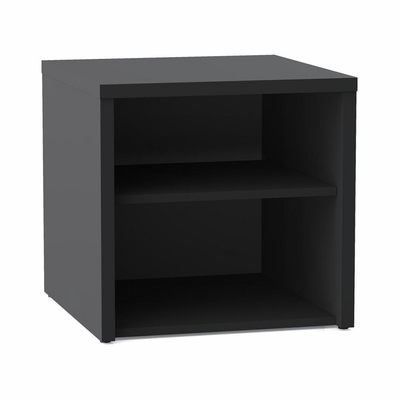 Sereni-T Open Media Storage Unit - Nexera Furniture
