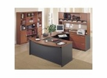 Series C / Corsa in Auburn Maple - Bush Office Furniture
