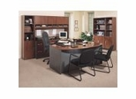 Series C / Corsa in Hansen Cherry - Bush Office Furniture