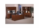 Series C / Corsa in Mahogany - Bush Office Furniture