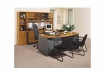 Series C / Corsa in Medium Cherry - Bush Office Furniture