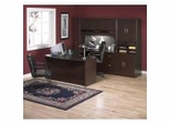 Series C / Corsa in Mocha Cherry - Bush Office Furniture