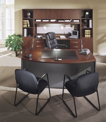 Series C Hansen Cherry Collection - Bush Office Furniture - SC-PKG-11-HC
