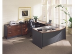 Series C Hansen Cherry Collection - Bush Office Furniture - SC-PKG-2-HC