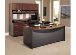 Series C Hansen Cherry Collection - Bush Office Furniture - SC-PKG-4-HC