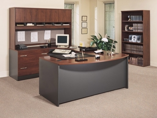 Series C Hansen Cherry Collection - Bush Office Furniture - SC-PKG-5-HC