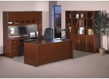 Series C Mahogany Collection - Bush Office Furniture - SC-PKG-1-MH