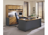 Series C Natural Cherry Collection - Bush Office Furniture - SC-PKG-1-NC