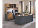 Series C Natural Cherry Collection - Bush Office Furniture - SC-PKG-3-NC