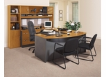 Series C Natural Cherry Collection - Bush Office Furniture - SC-PKG-6-NC