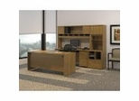 Series C Warm Oak Collection - Bush Office Furniture