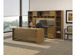 Series C Warm Oak Collection - Bush Office Furniture - SC-PKG-2-WO