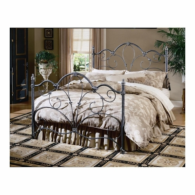 Sheffield Ferris Metal Bed - Largo - LARGO-ST-5007XHF