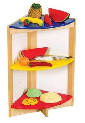 Shelf - Color-Bright Side Shelf - Guidecraft - G97266