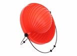 Shell Table Lamp Red - Lumisource
