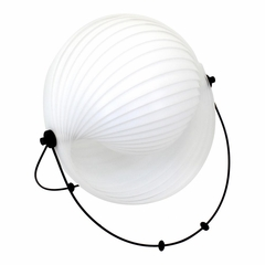 Shell Table Lamp White - Lumisource