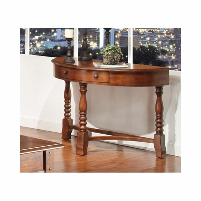 Sherwood Sofa Table with Drawer Antique Oak - Largo - LARGO-ST-T833-131