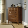 Shoal Creek 4-Drawer Chest Oiled Oak - Sauder Furniture - 410288