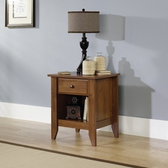Shoal Creek Night Stand Oiled Oak - Sauder Furniture - 410412