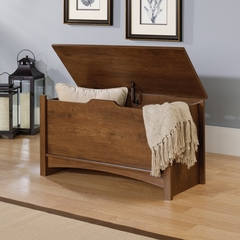 Shoal Creek Storage Chest Oiled Oak - Sauder Furniture - 412221