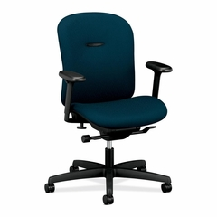 Short back Task Chair - Mariner - HONMAL1HUBNT90T