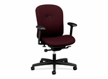 Short back Task Chair - Wine - HONMAL1HUBNT69T