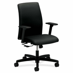 Short back Task Chairs - Black - HONITL1AHUNT10T