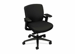 Short back Work Chair - Black - HONFWC3HPBNT10T
