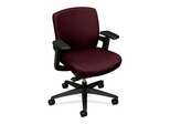 Short back Work Chair - Wine - HONFWC3HPBNT69T