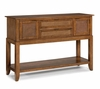 Side Board Server in Soft Mahogany - Jamaican Bay - 5535-61