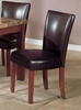 Side Chair (Set of 2) in Brown - Coaster