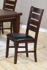 Side Chair (Set of 2) in Dark Oak - Coaster