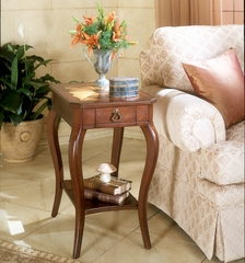 Side Table in Cherry - Butler Furniture - BT-0344024