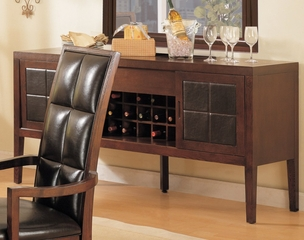 Sideboard - Hudson Dining - Modus Furniture - HD2973SM