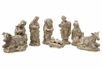Sienna Nativity Set - IMAX - 59991